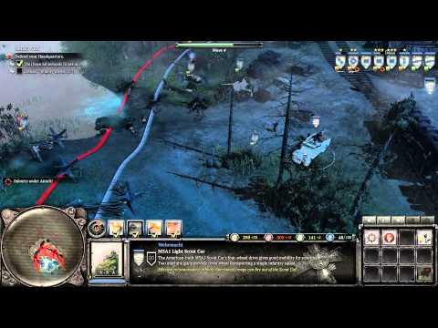 Company Of Heroes 2: Theater of War: Operation Barbarossa [Schildkröteberg On General Difficulty]