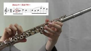 ブリチアルディキーの練習:立花雅和フルート講座 Vol.54 アルディ 検索動画 17