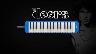 Como tocar: Light my fire - The doors [ MELODICA ][ TUTORIAL ][ NOTAS ]