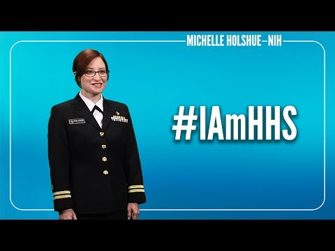 I Am HHS: Michelle Holshue (NIH)