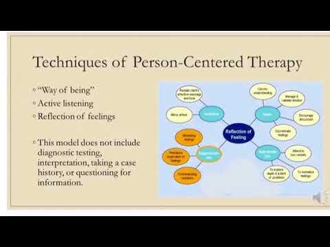 person centered techniques