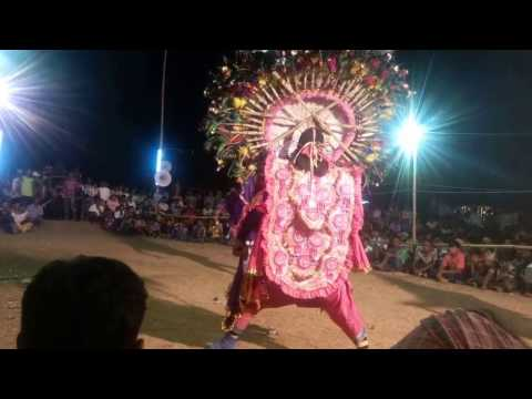 Chou Nach // Chhau Dance of Purulia, West...