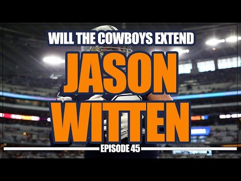 Will the Dallas Cowboys Extend Jason Witten ?
