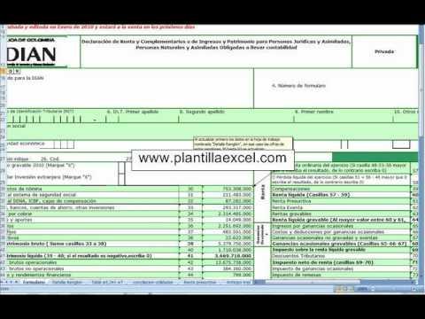 Descarga plantilla excel gratis efectue su descarga for Plantillas de nomina en excel gratis
