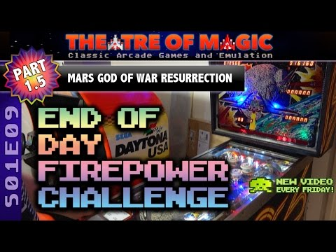 S01E09  FIREPOWER CHALLENGE! Can I beat DK? - PART 1.5 GOW Resurrection