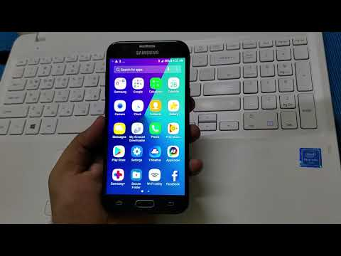 SAMSUNG Galaxy J3 Luna Pro FRP/Google Lock Bypass Android