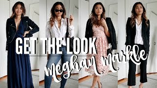 GET HER STYLE: MEGHAN MARKLE | Look for Less
