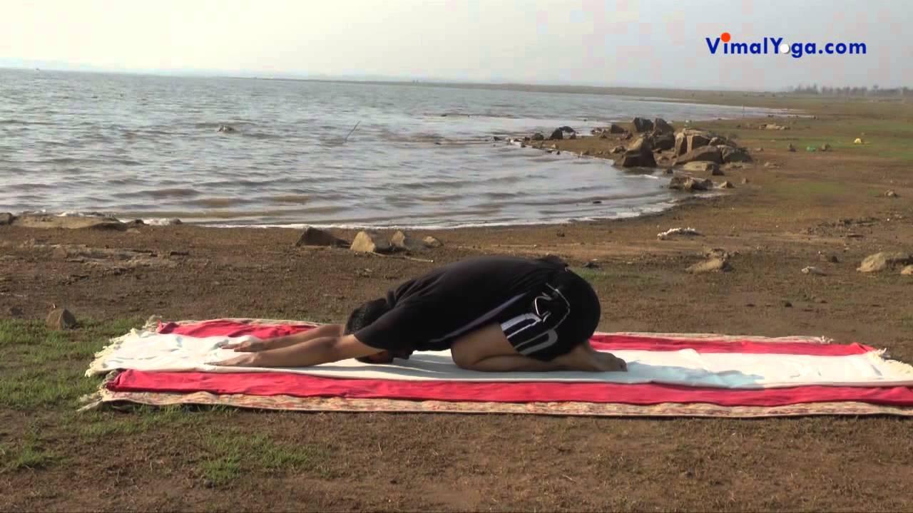 Yoga for Ulcer