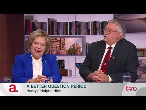 A Better Question Period