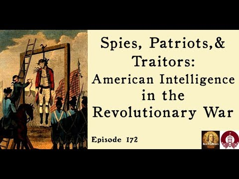 173 Kenneth Daigler, Spies, Patriots, and Traitors: American Intelligence in the Revolutionary War