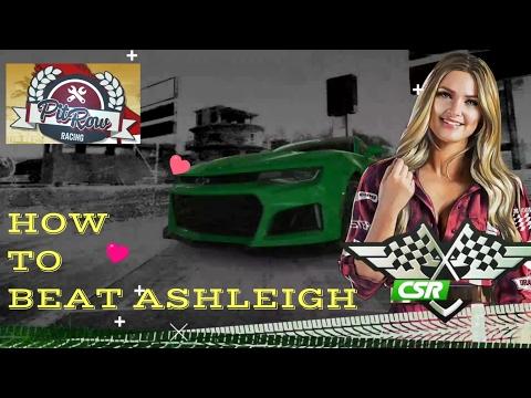 CSR Racing 2 HOW TO GET ASHLEIGH's Camaro ZL1 [ TIER 4 ]