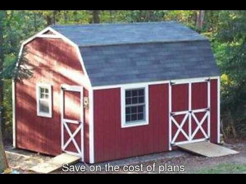 Diy pole barn plans how to build your own youtube for Build your own pole barn