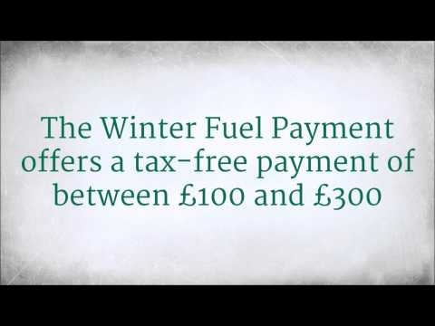 The Winter Fuel Payment and Allowance