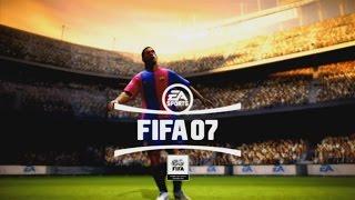 FIFA 07 [X360] | El Clásico!