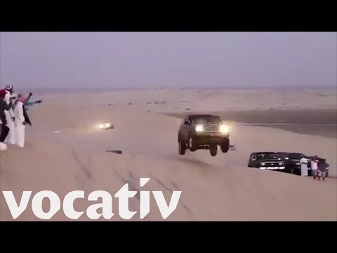 Dune Bashing In Gulf Region Is All About Speed