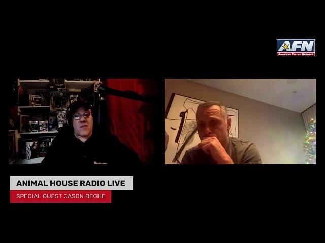 ANIMAL HOIUSE RADIO LIVE W/ JASON BEGHE