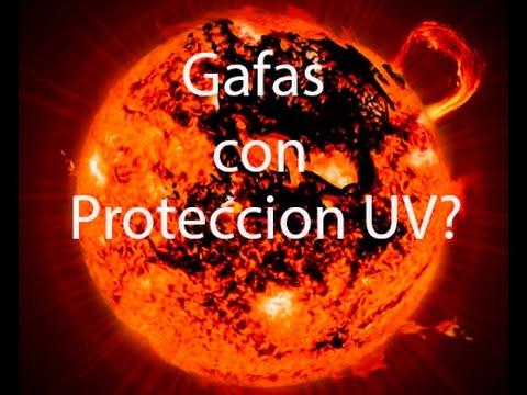 216dbcd9ea Cuida tus ojos ¿Tus gafas realmente tienen proteccion UV? - YouTube
