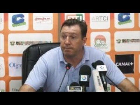 CÔTE.D - Marc Wilmots «Toute la Côte d'Ivoire est déçue»