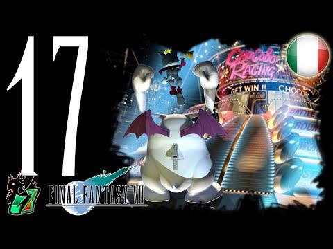 Final Fantasy VII FanDub ITA - 17 - Ritorno al Gold Saucer