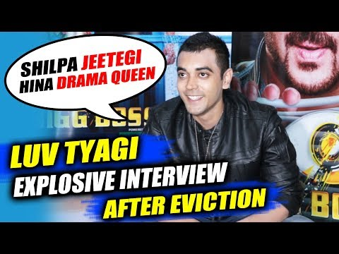 Luv Tyagi FULL INTERVIEW After Eviction From Bigg Boss 11