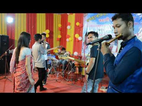 Tiwa song performed by manash pratim & himadri sarma