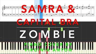 Zombie Samra amp; Capital Bra Piano Cover