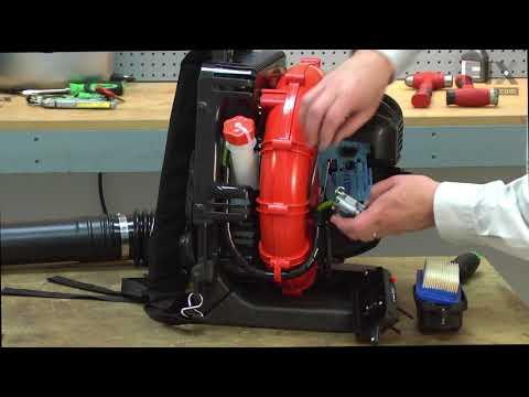 Echo Blower Repair - How to Replace the Carburetor