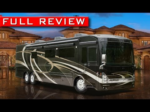Million Dollar Luxury Motorhomes? New Luxury Class A Diesel RVs For Less.
