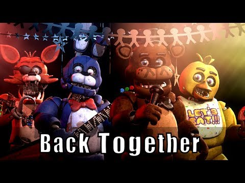 [C4D/FNaF] Back Together By The Stupendium | Crikay8