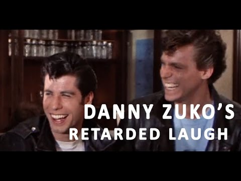 YTP: Danny Zuko's Retarded Laugh - Grease (1978)