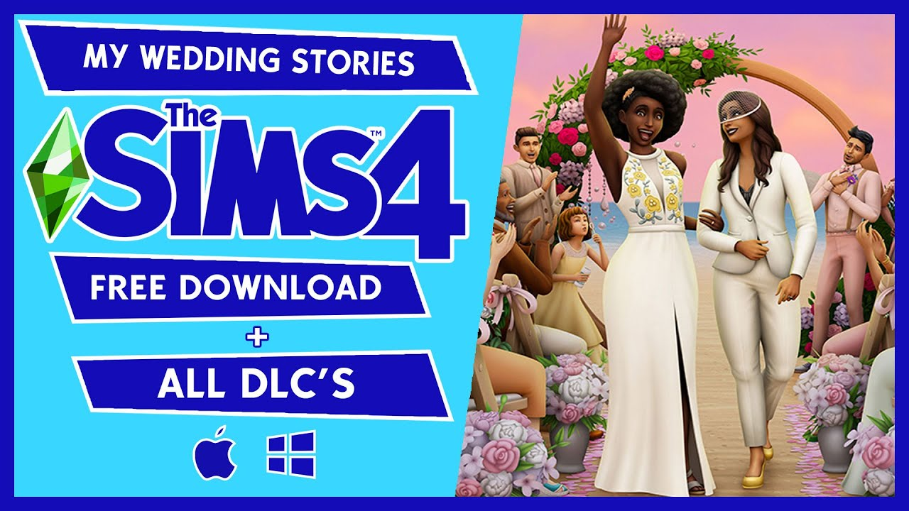 The Sims 4 All DLC All Expansion Pack Free Download • Sims