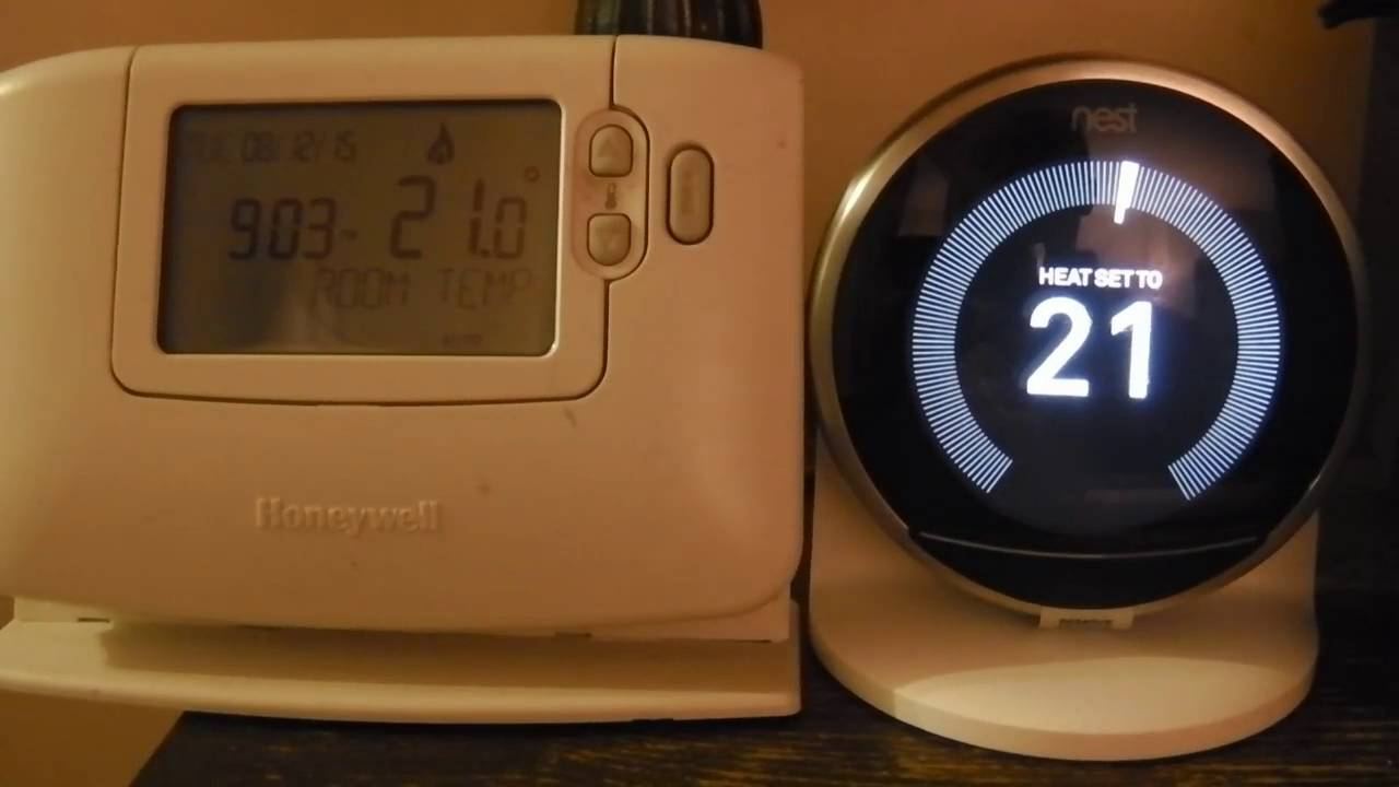 Nest Thermostat 3rd Generation Review Amp Honeywell Cm927