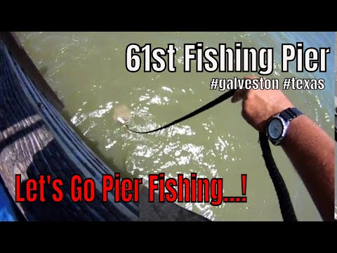 This Round... to the 61st Street Fishing Pier! #galveston #61ststreetfishingpier