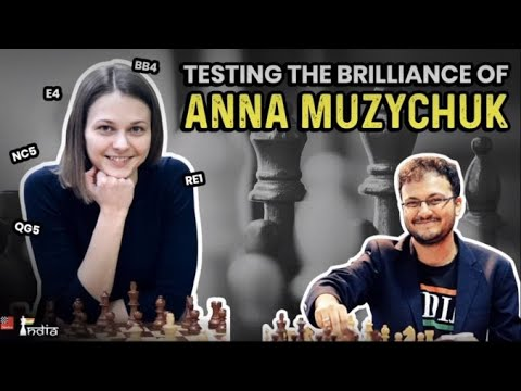 Anna Muzychuk Finds the Best Move | Interview with ChessBase India