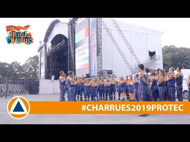 #Charrues2019Protec - Jour 1
