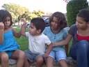 AJ Rizzo and His Sisters