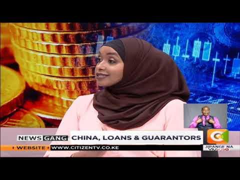 NEWS GANG  Kenya and China loans