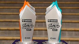 Dream11 Super Smash - LIVE MATCH Central Stags v Otago Volts - Pukekura Park