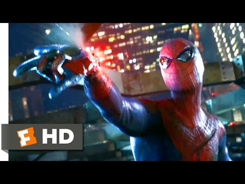 The Amazing SpiderMan  SpiderMan vs. The Lizard  910  Movies