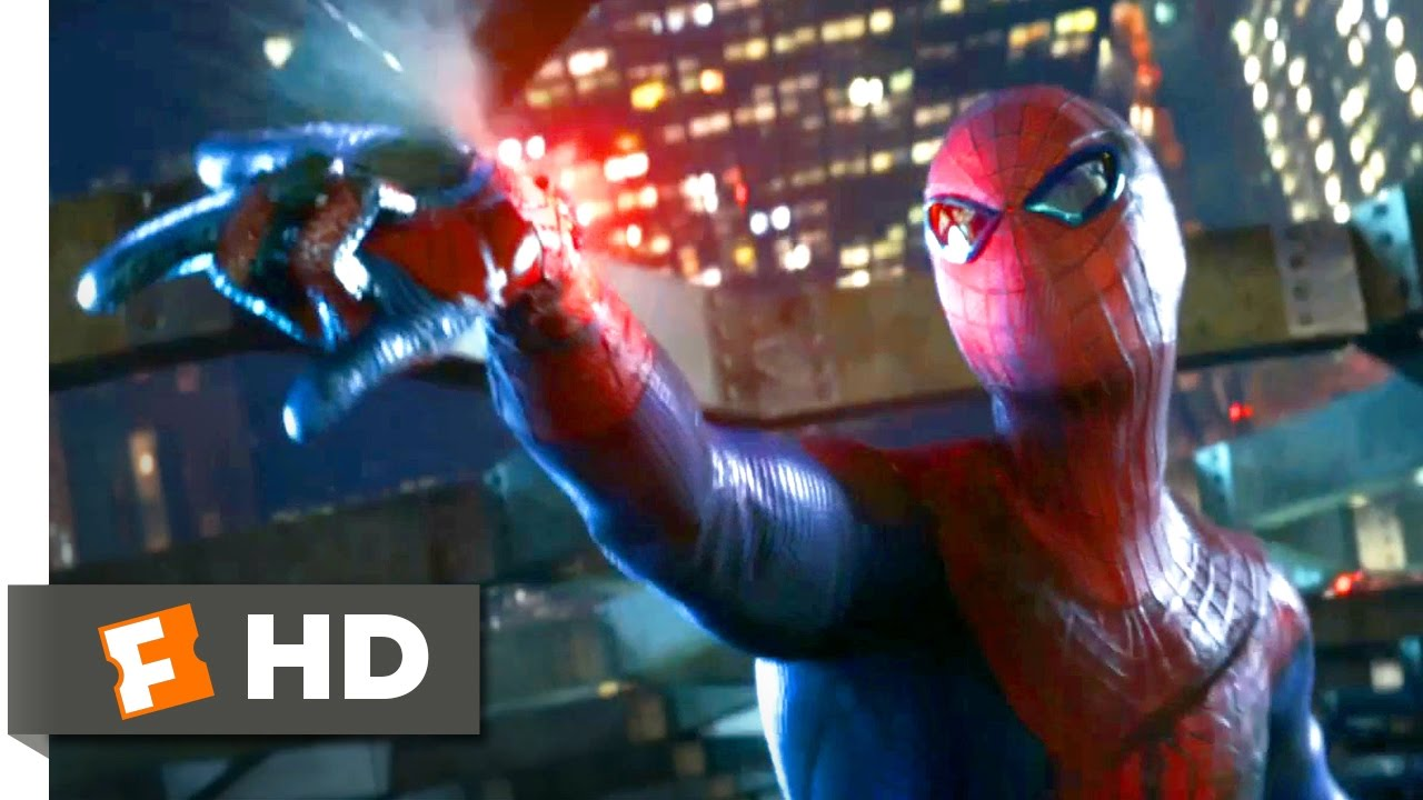 The Amazing Spider Man Spider Man Vs The Lizard Scene 9 10 Movieclips