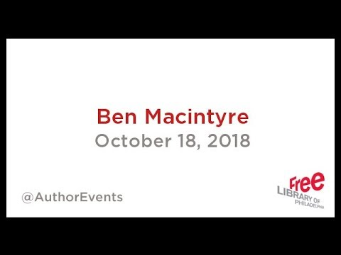 Ben Macintyre | The Spy and the Traitor: The Greatest Espionage Story of the Cold War