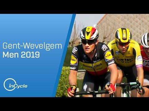 Gent-Wevelgem 2019 | Men's Highlights | inCycle