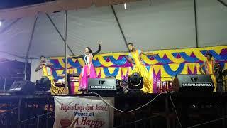 Ishara Dance Troupe Guyana| Divya Jyoti / Diwali Motorcade 2017.