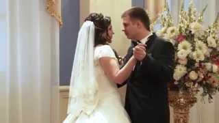 Красивая свадьба в Царицыно. отель