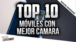 ¿Cual es el celular con mejor cámara? 📷 TOP 10 SMARTPHONES CON MEJOR CAMARA SEGUN DXOMARK 2018