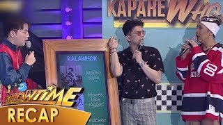 Funny and trending moments in KapareWho | It's Showtime Recap | May 08, 2019
