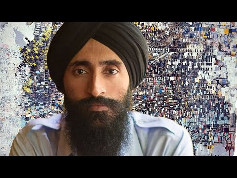 Sexiest Man Alive--Waris Ahluwalia on Harper Simon's TALK SHOW