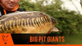 ***CARP FISHING TV*** BIG PIT GIANTS