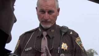 Clay County Sheriff Makes Illegal Stop