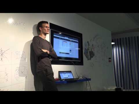 Vitalik Buterin Founder of Ethereum at Ethereum Hong Kong Meetup 09Jun15